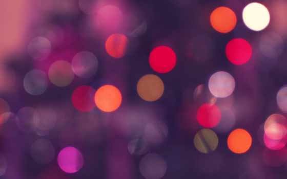 bokeh, боке, круги, circles, пятна, patterns, оранжевый, абстракция,