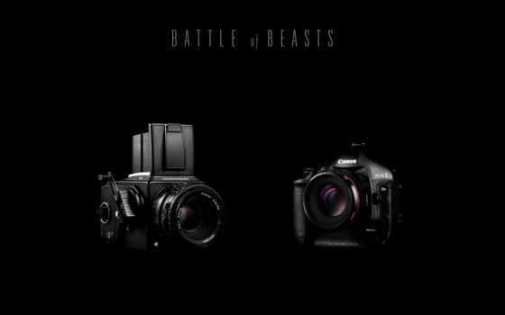 фотоаппарат, черный