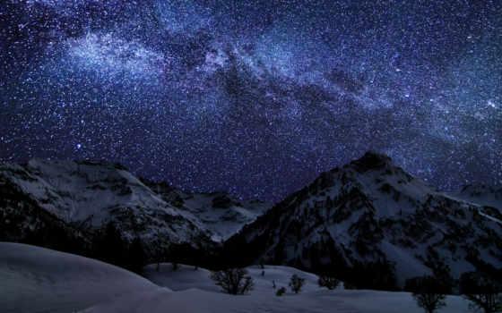 пути, млечном, горы, уральские, ночь, горизонт, сквозь, among, mythology, том, говорит,