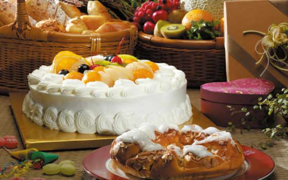 десерт, торт