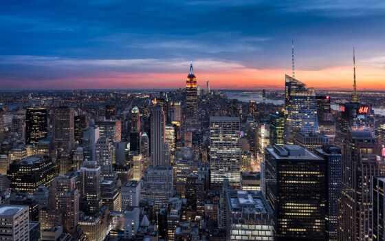 город, york, new, нью, usa, центр, сердце, rockefell, see