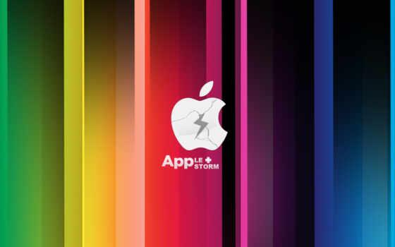логотип apple Фон № 5569 разрешение 1920x1200