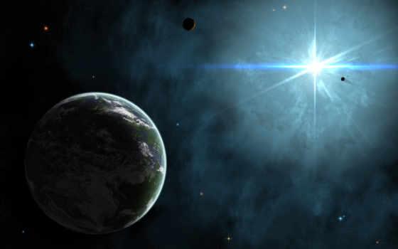 свет, планета