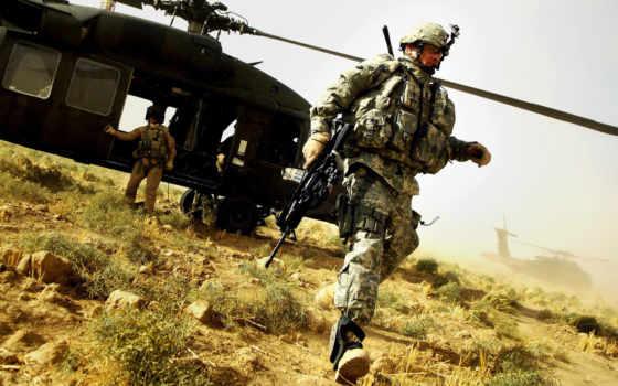 сша, солдат, оружие