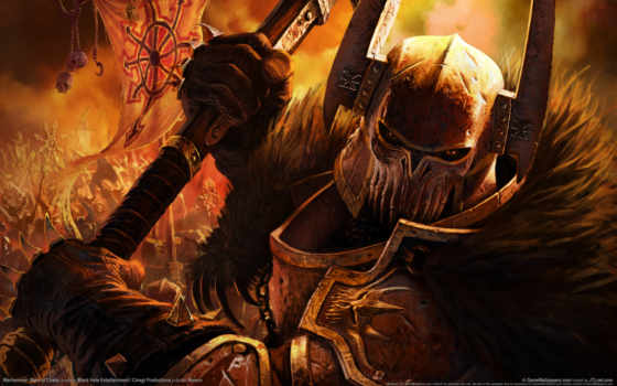 warhammer, chaos