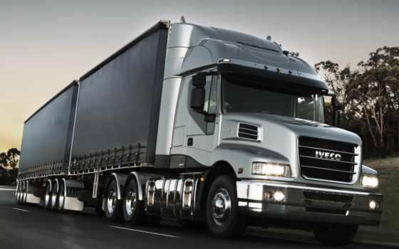грузовики, iveco, автомобили
