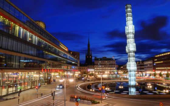 sweden, stockholm, город