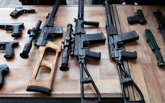 оружие, стрелковое, оружия
