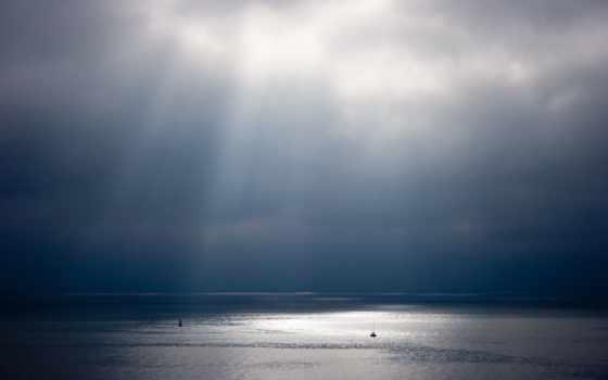 вдохновляющее, качестве, море, природа, хорошем, cvety, янв,