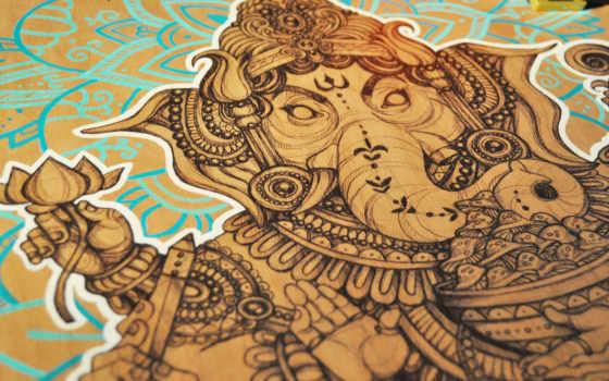 lord, ganesha, desktop, страница, others, digital,