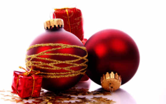 christmas, шар