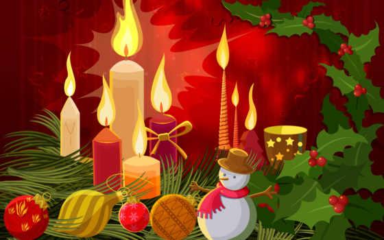 christmas, открытки, video