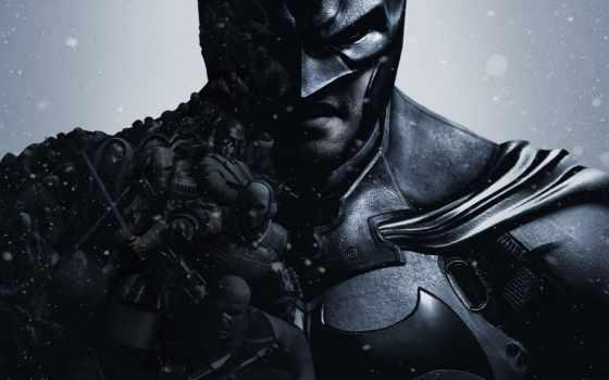 arkham, batman, origin