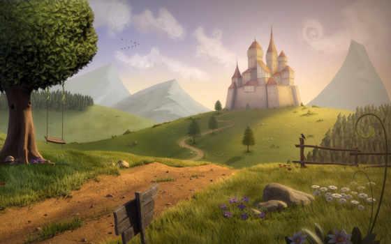 castle, images