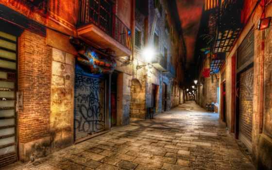 барселона, испания, hdr, trey, ratcliff, улица, фотографий, трея, ретклиффа, уличные,