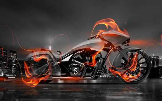 мотоцикл, огонь, tony, cars, кохан, bike, мотоциклы, супер,