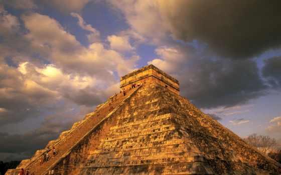 itzá, chichen, pirámide