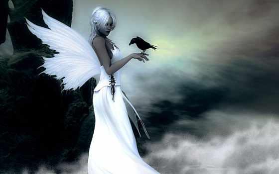 parede, papel, angel, fadas, anjo, fada, angels, seu, baixar,