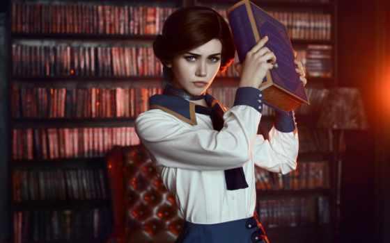 bioshock, elizabeth, infinite, cosplay, deviantart,