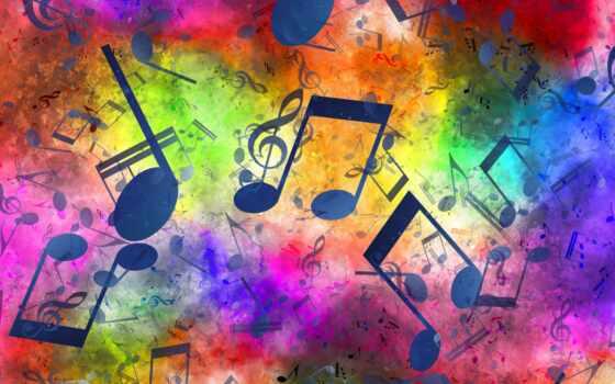 fond, musique, музыка, нота, музы, текстура, free