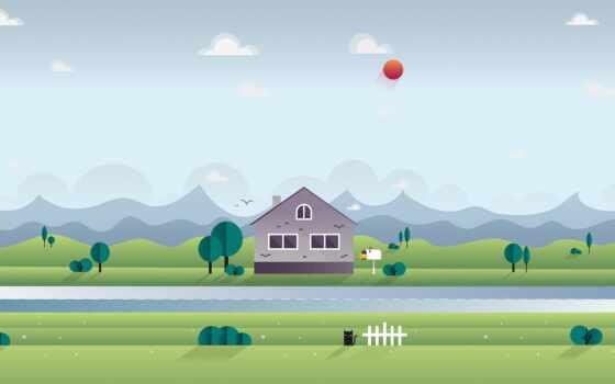 house, home, journey, дорога, landscape, минимализм, design, дорогой, бутик