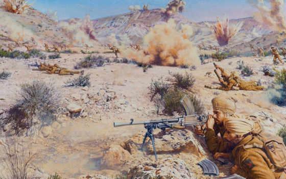 война, арт, африка
