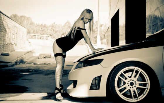 автомобили, девушки, gran