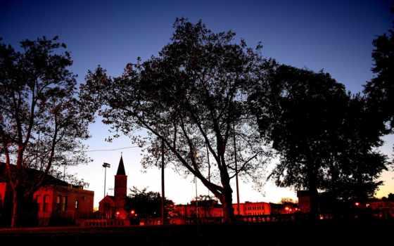 город, town, ночь