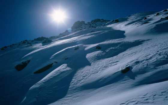 winter, снег, фон