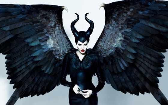 angelina jolie, малефисента