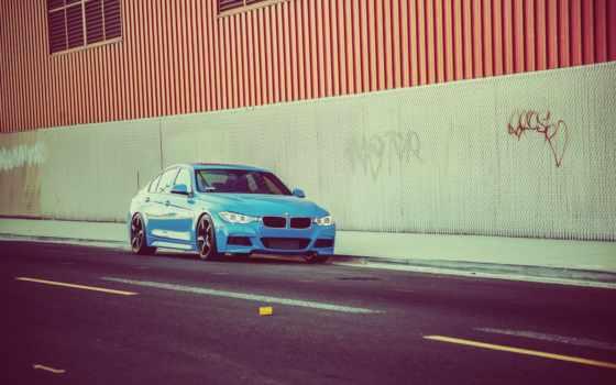 bmw, серия, blue, седан,