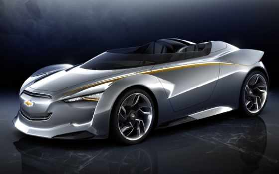 chevrolet, ми, ray, roadster, conceptual, silver, subscribe, share, коллекция