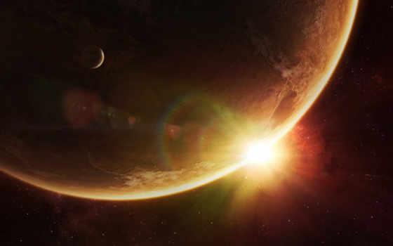 space, солнце Фон № 17493 разрешение 1920x1200