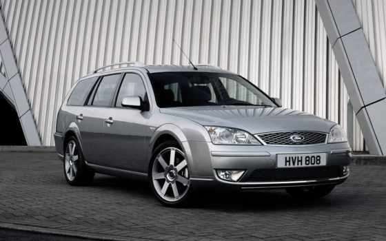 mondeo, ford, iii
