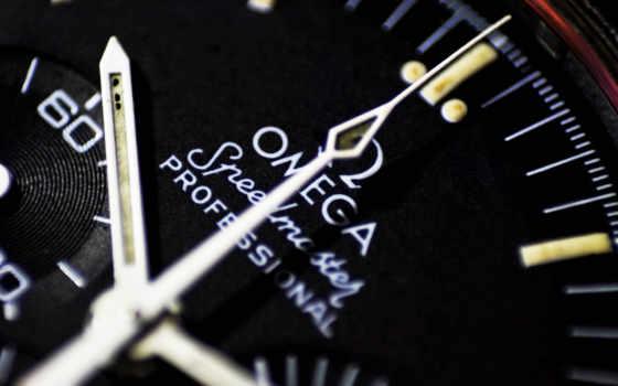 omega, часы, speedmaster
