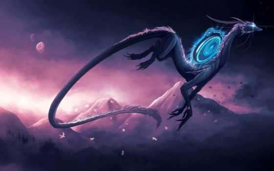 дракон, desktop, free