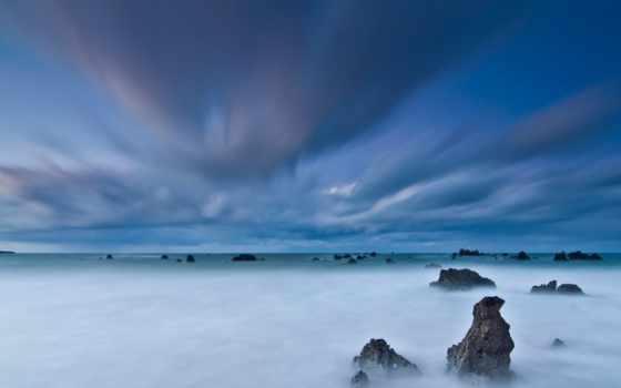 море, скалы, небо Фон № 135180 разрешение 1920x1080