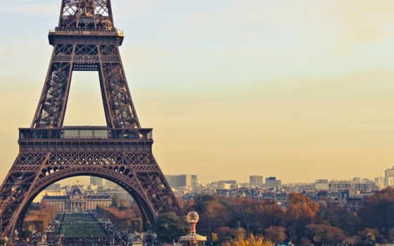 eiffel, башня, париж Фон № 149457 разрешение 1920x1080