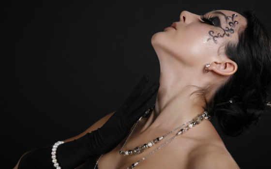 scorpion, extreme, серьга, пирсинг, earrings, сделать, макияж, серьги, black, plants,