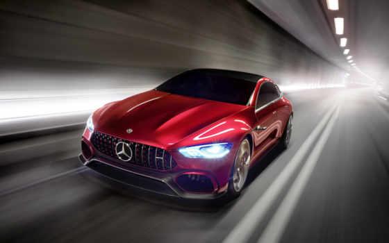 mercedes, amg, concept, литве, автомобили, мар, geneva, motor, показать, минивэн,