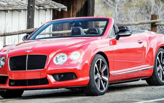 bentley, continental, кабриолет,