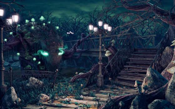 park, dark, master, oxeren, picture, gaara,