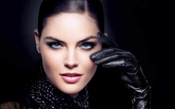 макияж, рука, модель