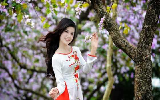 девушка, близко, шаблон, дерева, psd, симпатичная, sweetheart, photoshop, мар, dpi,