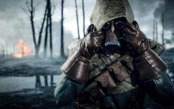 battlefield, game, маска, перчатка