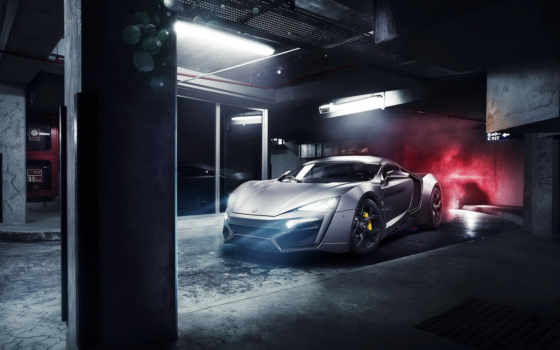 lykan, hypersport, motors