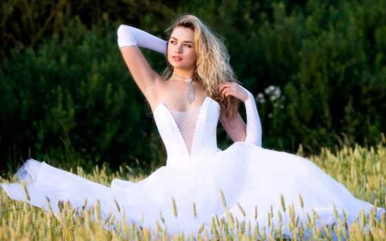 платье, свадебные, невеста