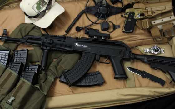 акпп, калашникова, black, модернизация, оружие, калаш, часы, магазины, боекомплект,