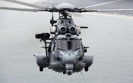 вертолет, военный, вертолетов