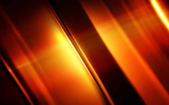 оранжевый, black, abstract